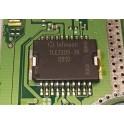 TLE7209-2R TLE7209R 30348 MC33186DH1 ECU Bosch